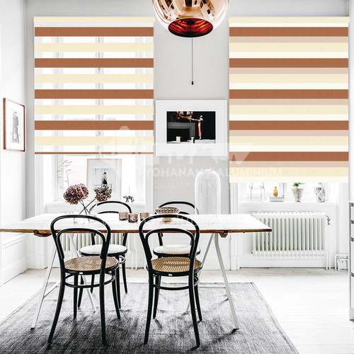 Modern minimalist style high quality soft curtain SF-RS73-SD