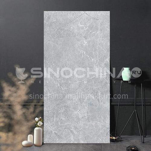 Modern light luxury gray whole body marble slab tile floor tile living room floor tile-SKL612T12P 600mm*1200mm