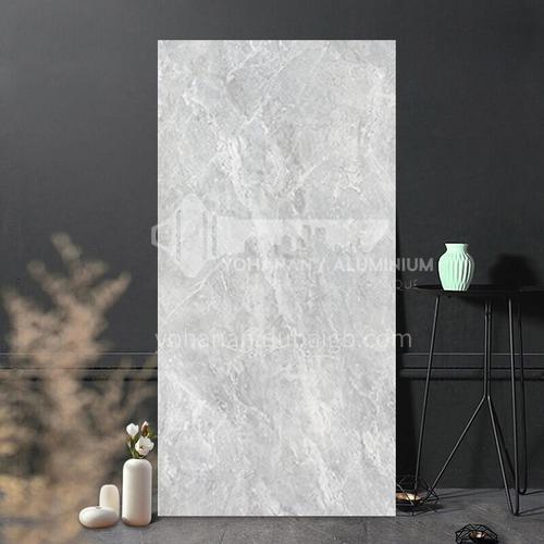 Modern light luxury gray whole body marble slab tile living room floor tiles-SKL612T71P 600mm*1200mm