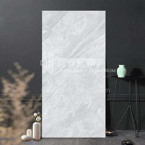 Modern light luxury gray whole body marble slab tile living room floor tiles-SKL612T80P 600mm*1200mm