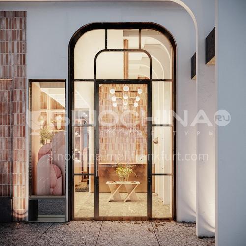 Clothing boutique store modern design BSM1026
