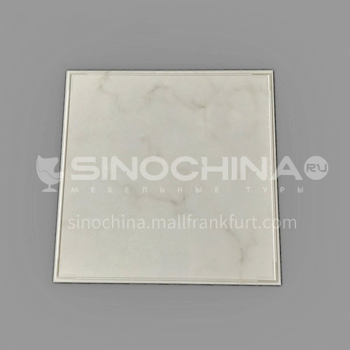 300*300mm aluminum gusset ceiling waterproof, fireproof and antifouling kitchen and bathroom special ceiling JLT7135