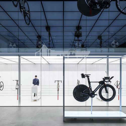 Bike shop modern design BSM1030