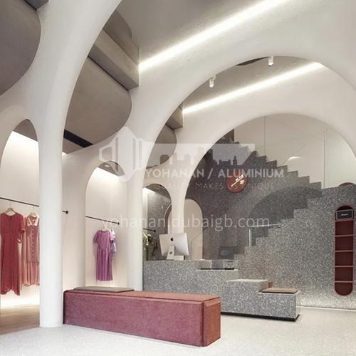 Clothing store design BSM1033
