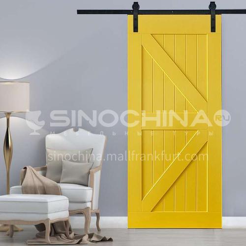 R colorful design inside barn door kitchen dressing room hanging sliding door 17