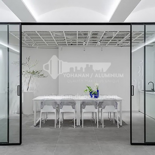 Office - Floral Office Space Design   BF1019