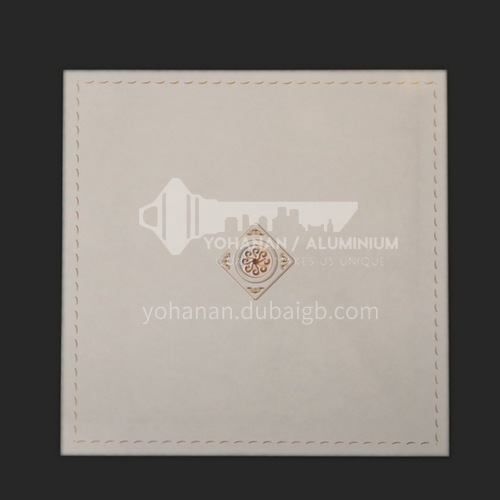 300*300mm aluminum gusset ceiling waterproof, fireproof and antifouling kitchen and bathroom special ceiling JLT7205
