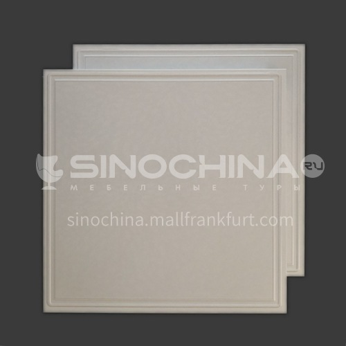 300*300mm aluminum gusset ceiling waterproof, fireproof and antifouling kitchen and bathroom special ceiling JLT7210