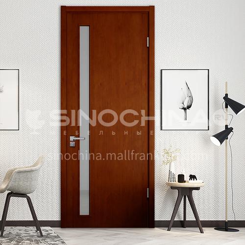 G environmental protection paint-free TATA silent door modern style indoor plywood wooden door
