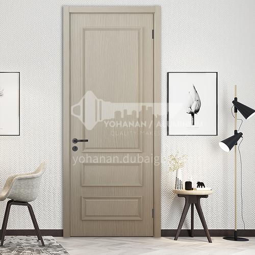 Environmental protection paint-free TATA silent door modern style indoor plywood wooden door