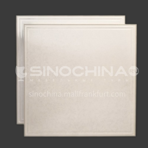 300*300mm aluminum gusset ceiling waterproof, fireproof and antifouling kitchen and bathroom special ceiling JLT7211