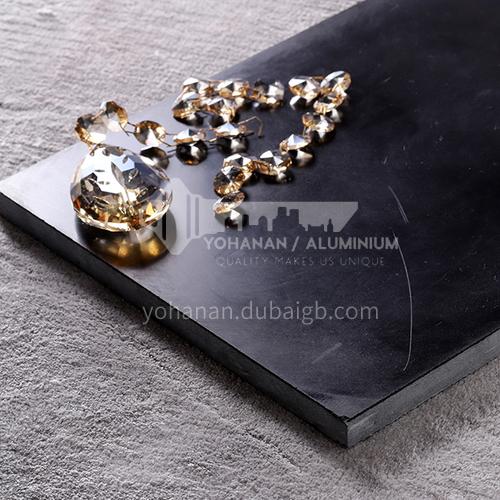 Hot sale high-grade black stone natural granite G-GA20H