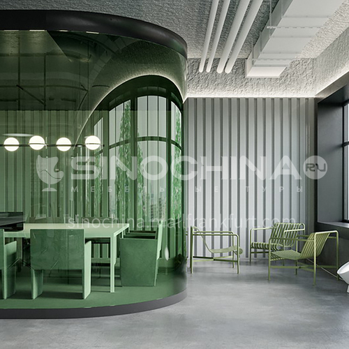 Office - Industrial Style Office   BF1024