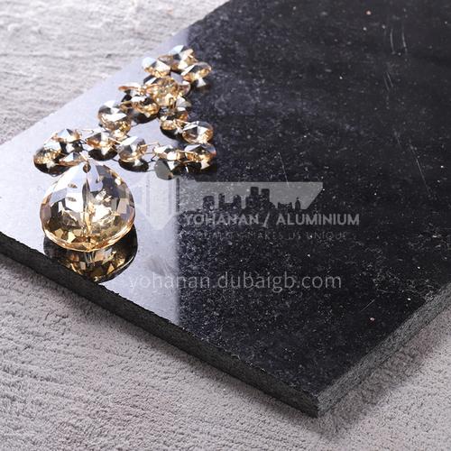Hot selling common black galaxy stone imported natural granite G-HA90J