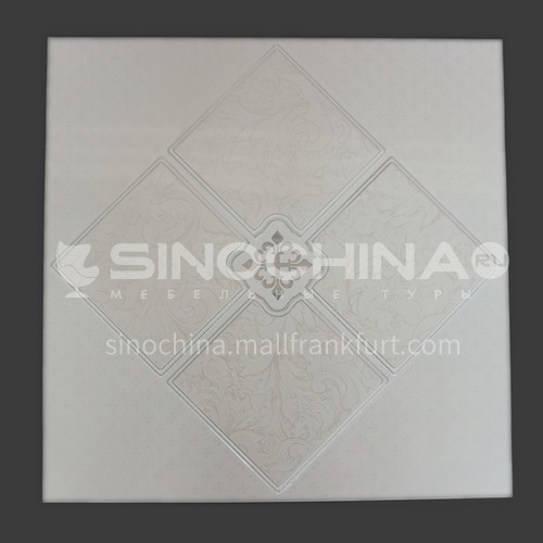300*300mm aluminum gusset ceiling waterproof, fireproof and antifouling kitchen and bathroom special ceiling JLT7214
