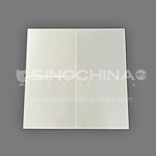 300*300mm aluminum gusset ceiling waterproof, fireproof and antifouling kitchen and bathroom special ceiling JLT7218