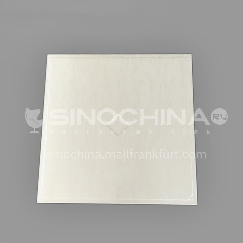 300*300mm aluminum gusset ceiling waterproof, fireproof and antifouling kitchen and bathroom special ceiling JLT7219