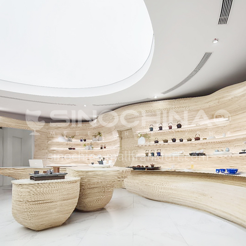 Brand store design BSM1045
