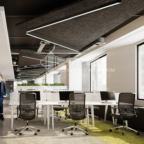 Office - Moscow Office Design   BF1039