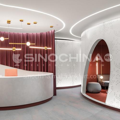 משרד - עיצוב משרד משרד פיננסי BF1040