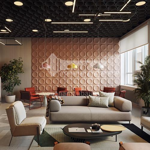 Office - Conceptual design of office building interior      BF1046