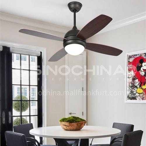 American room household simple modern bedroom dining room fan lamp-DSYF-SLY2069