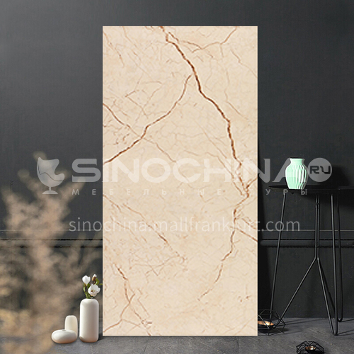 Simple and modern living room tile bathroom balcony wall tile-SKL48YD128F 400*800mm