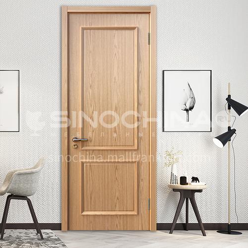 B Custom TATA wooden door high quality soundproof modern style door silent interior door 17