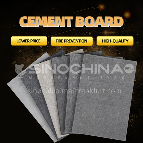 CMBoard 1220*2440 Cement board partition wall ceiling for construction