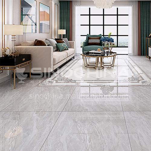 Imitation Marble Non Slip Floor Tiles, Tile For Living Room Floor