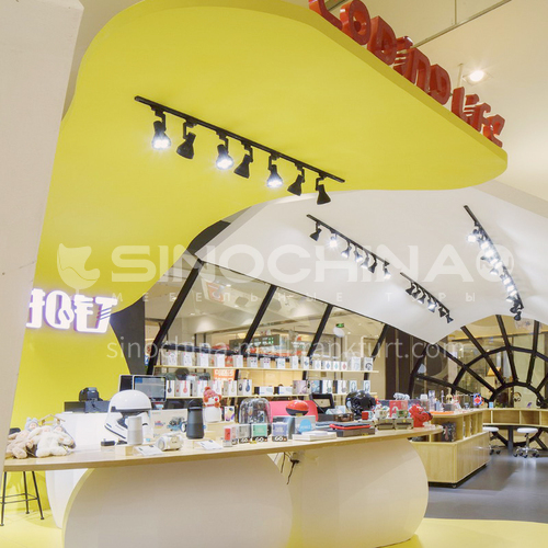 Boutique store design BSM1059