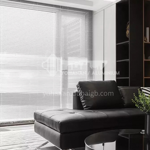 Waterproof and durable high-quality aluminum venetian blinds for home office with modern minimalist style SF-ALB-002