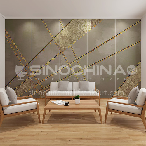 Customized 3D TV Background Wall BGW087