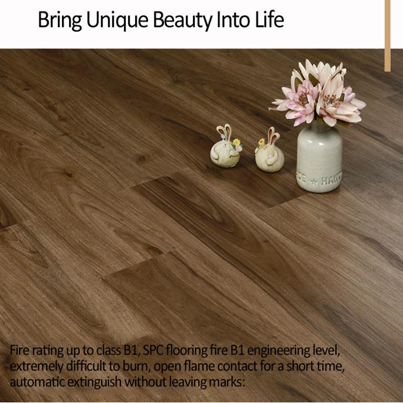 Stone Plastic Flooring Nx0802, Laminate Flooring Without Formaldehyde