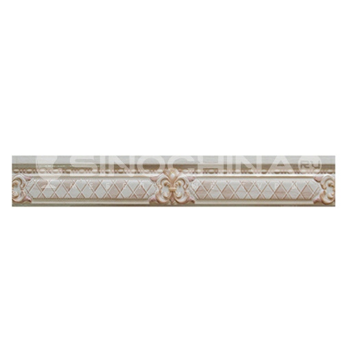 Modern and simple Nordic tile waist line-FEZ35063Y 70*600mm