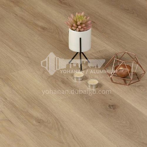 4mm SPC Waterproof, Fireproof and Formaldehyde-Free Stone Plastic Flooring NX0807