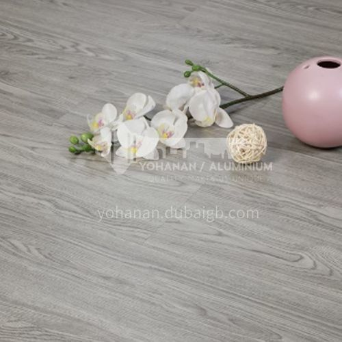 4mm SPC Waterproof, Fireproof and Formaldehyde-Free Stone Plastic Flooring NX0809