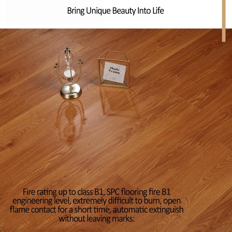 Stone Plastic Flooring Nx0812, Formaldehyde Free Laminate Flooring