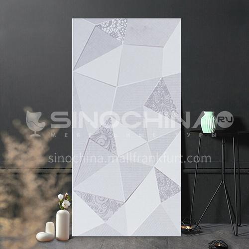 Bathroom tile simple modern kitchen bathroom wall tile flower piece-FEZ65011H 300mm*600mm