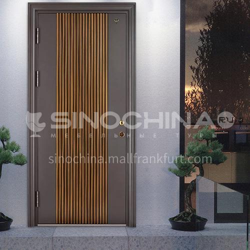 High-end villa residential entrance door Outdoor door Grade A steel security door