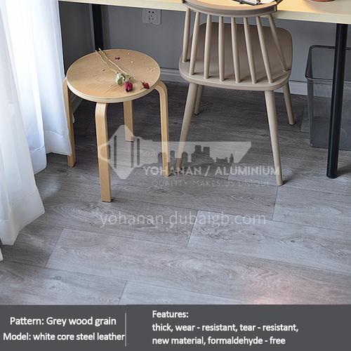 2.0mm PVC Composition Flooring Ww-Gray Wood Grain