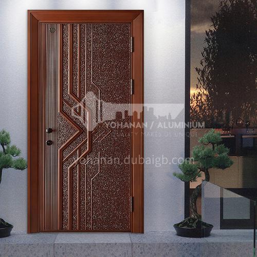 High-end luxury soundproof indoor outdoor villa apartment door Class A security door