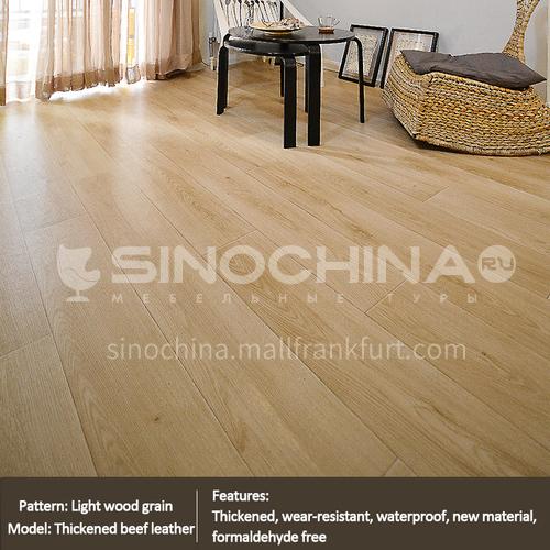 2.0mmPVC flooring  WW-light wood grain