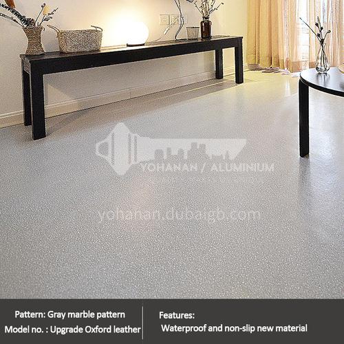 2.0mm thickness PVC flooring stone texture