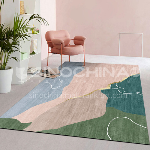 Simple Nordic carpet 8mm thickness HYS-ZJ18