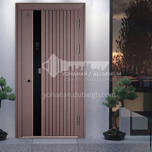 Modern style outdoor gate anti-theft Class A security door