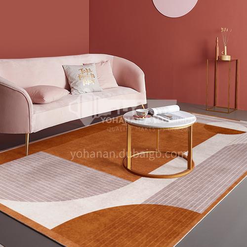 Living room carpet floor mats coffee table blanket carpet thickness 0.8cm 2020-529