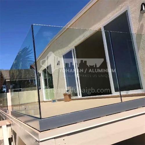 Aluminum alloy base-8160 (Without glass)