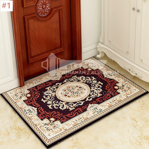 European carpet doormat European style carpet living room family bedroom American style H-777-1