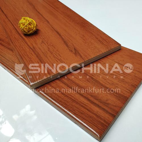 Nordic all-ceramic wood grain ceramic tile living room balcony floor tile-MY18501 150mm * 800mm